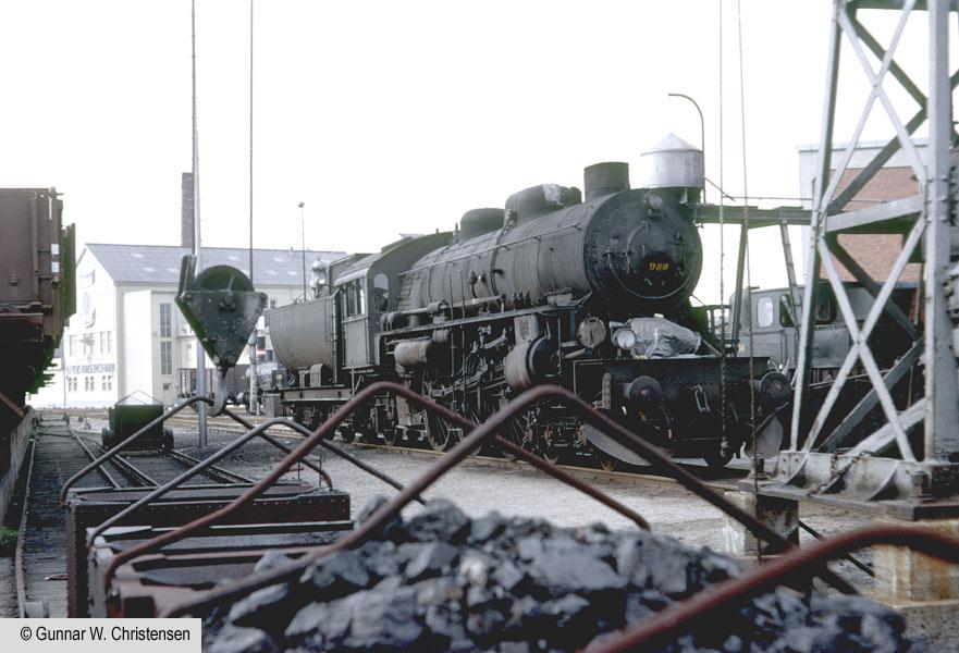 jernbanemuseet i odense