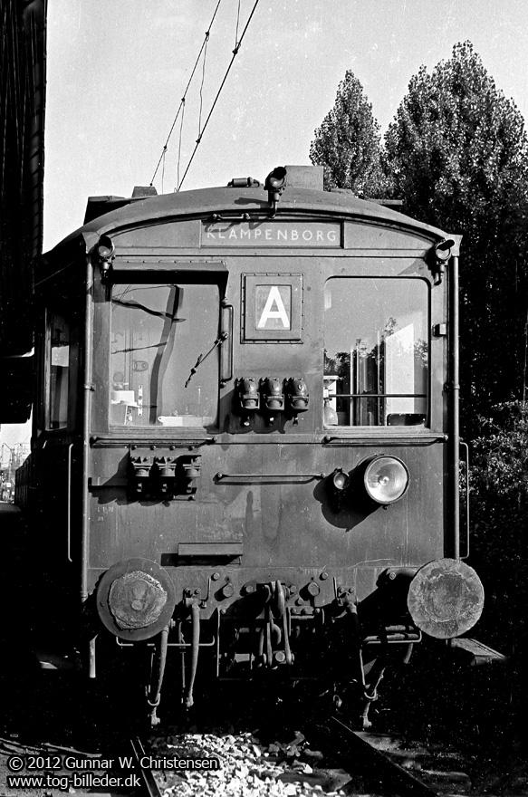 Danmark - DSB - S-tog - 1. generation - linie A -tog-billeder.dk