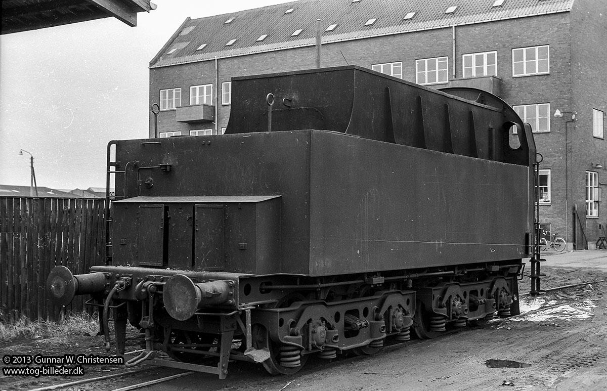 Danmark - DSB - Nedlagte strækninger - Randers - Ryomgaard - tog-billeder.dk