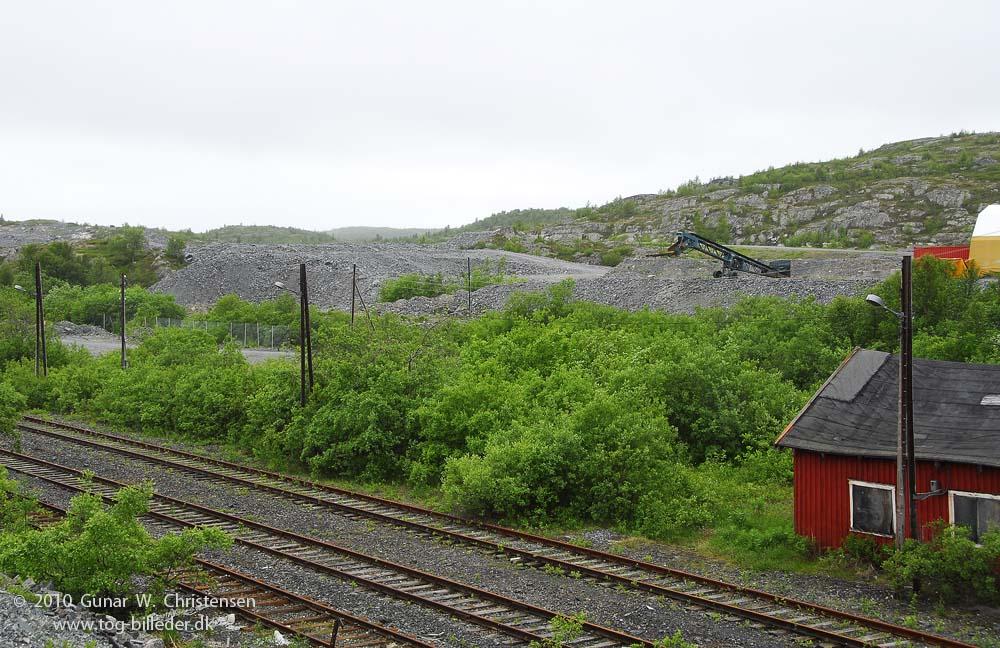 Norge - Malmbane - Bjørnevatn - Kirkenes - tog-billeder.dk