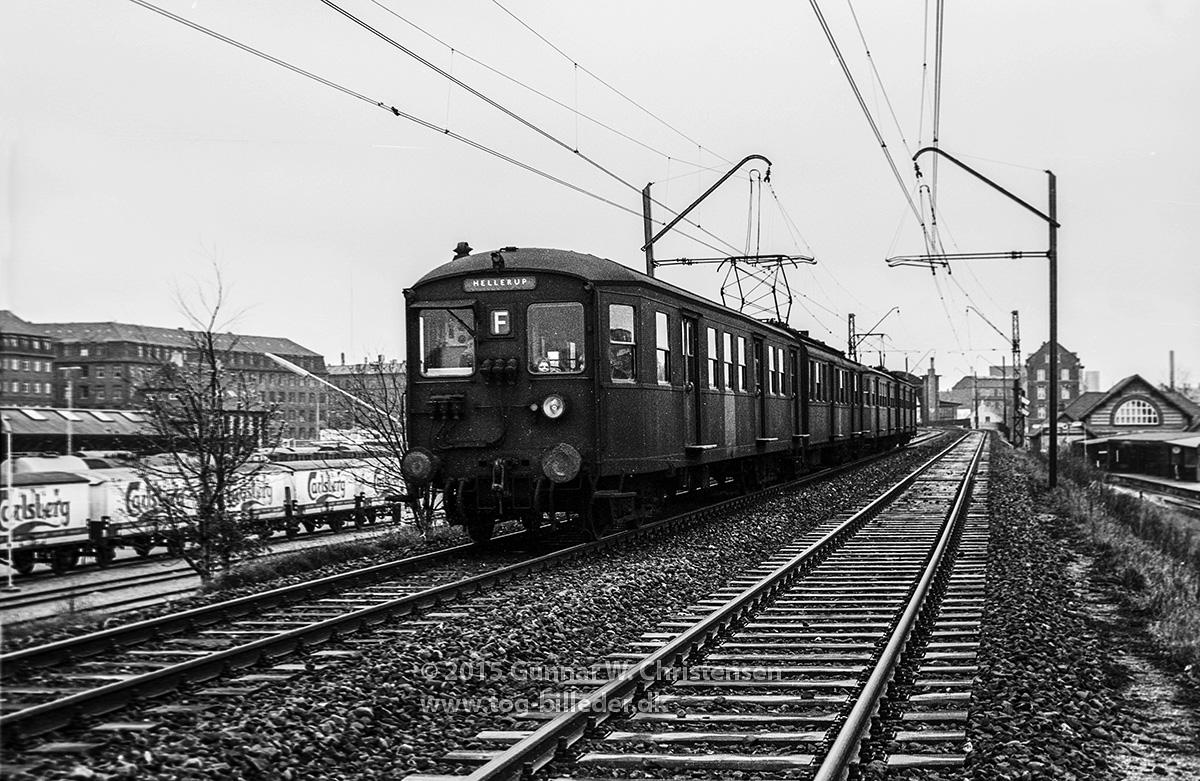 Danmark - DSB - S-tog - 1. generation - linie f - tog-billeder.dk