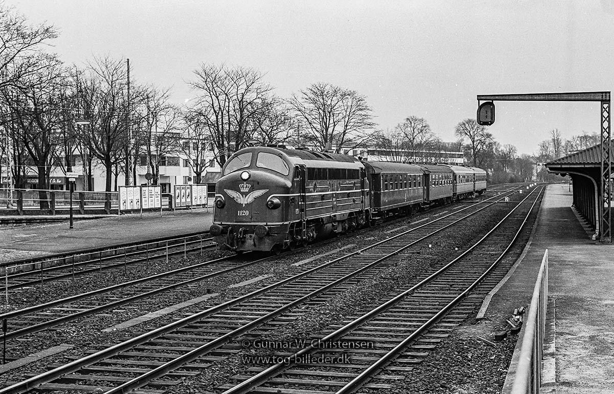 Udflugter og rejser - ture - Kystbanetog samt Ms 401 - Aa 431 og Ms 402 som regionaltog i ...